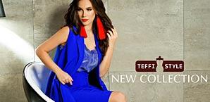 модные костюмы от Teffi Style