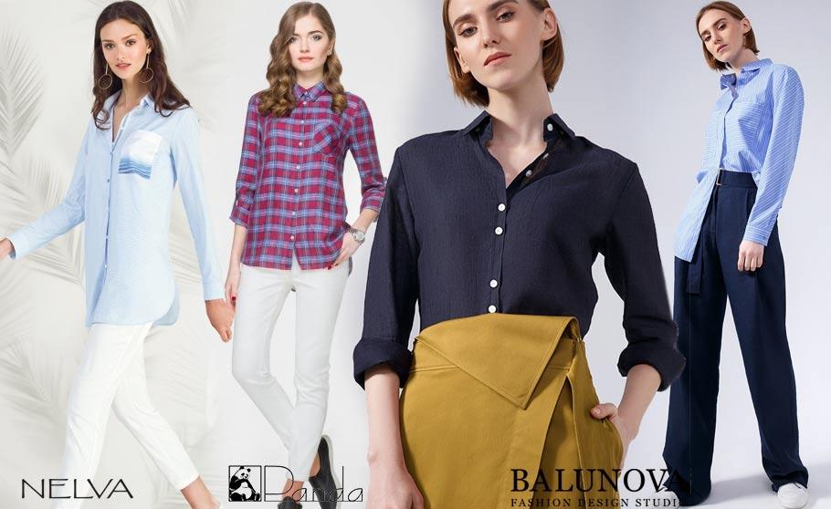 ba39376a99b Подобные блузки прекрасно дополняют различные образы. Не думайте