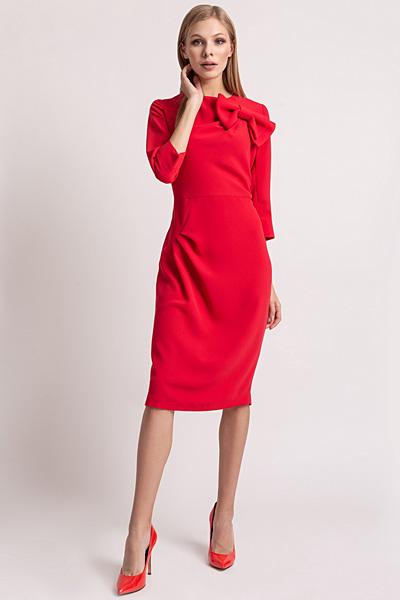 262170c26e7 Классический оттенок красного подойдёт женщине любой внешности